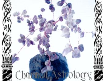 Дръвче от Аметист - http://www.charmedastrology.com/