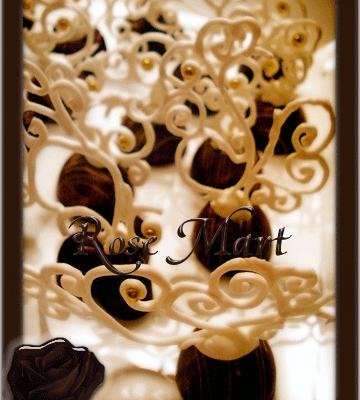 Колекции бонбони- Трюфели RoseMart предлагани от charmybride.com