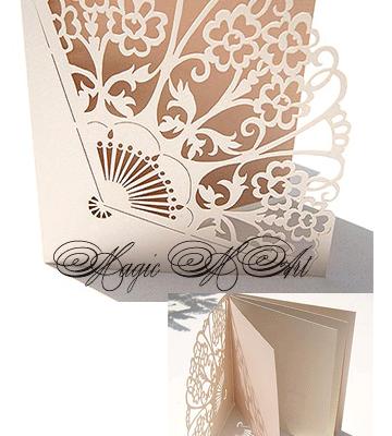 Дизайнерска покана - Charmybride.com