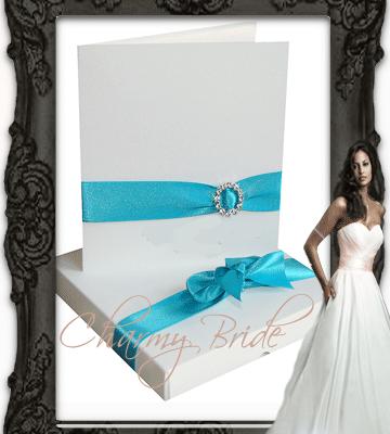 Сватбена покана с кутийка - Charmybride. com