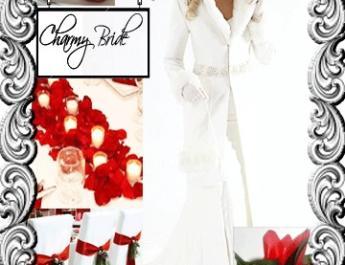 Коледна сватба- Charmybride.com