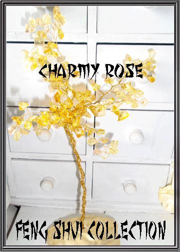 Дръвчето на богатството и Слънцето- Цитрин - Charmyrose.com