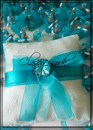 Сватбена възглавничка за пръстени Charmybride.com