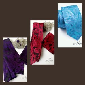 Мъжки вратовръзки Paisley