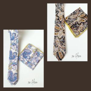 Мъжки вратовръзки коприна