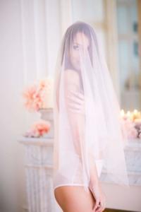 Сватбен воал