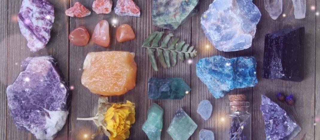 Фън шуй за дома с камъни и кристали