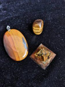 Тигрово око - Зодиакален камък за Дева